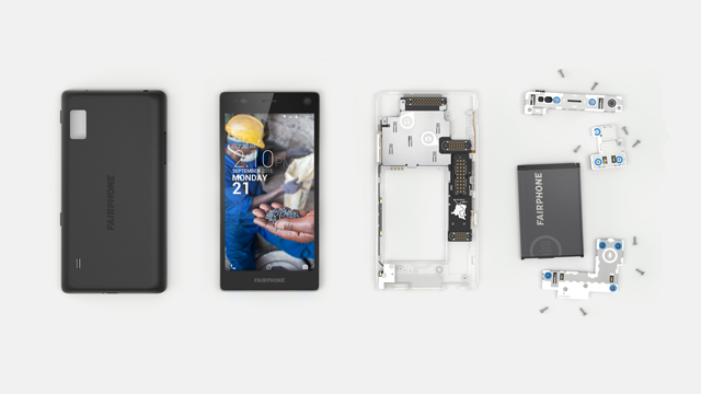 Fairphone-2-Dissassembled